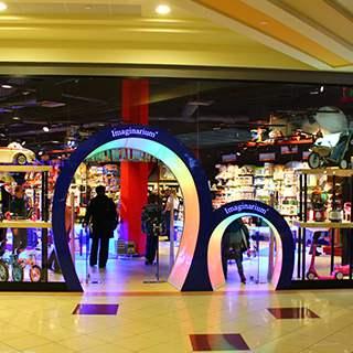 Bramki antykradzieżowe EAS - Galeria realizacji www.armax.waw.pl