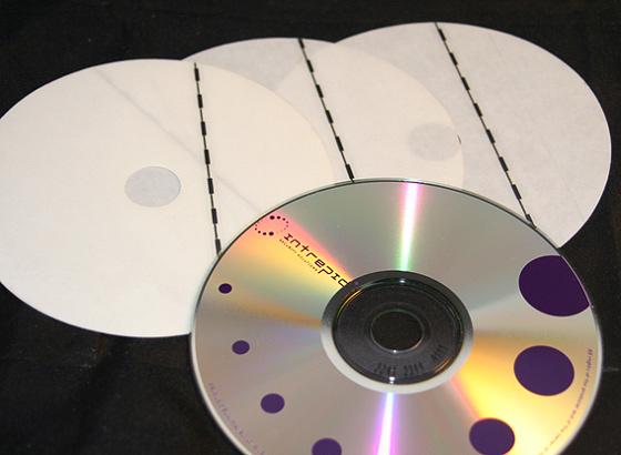 etykiety magnetyczne na CD